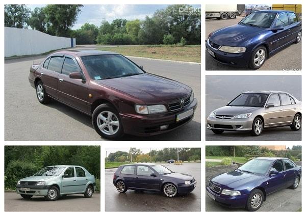 лучшие машины за 200 тысяч