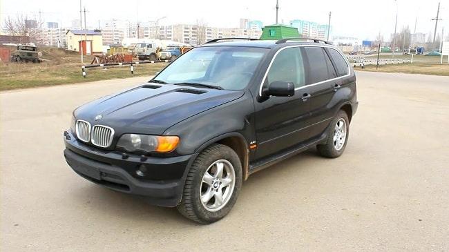 BMW X5(e53) 2002