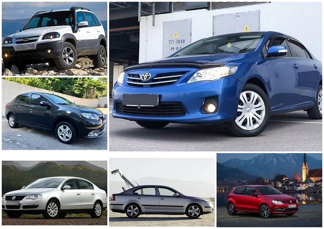 лучшие машины за 500 000 рубл