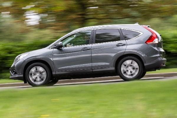 Honda CR-V фото