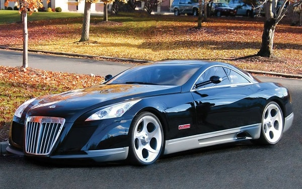 Mercedes-Benz Maybach Exelero