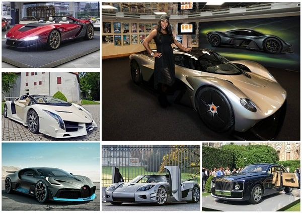 Самые дорогостоящие машины