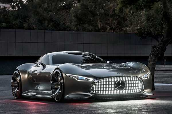 LuxuryToys-Mercedes Benz AMG Vision GT