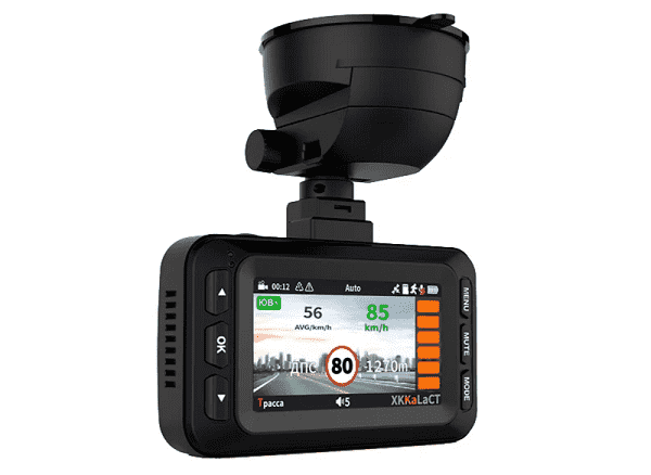 Видеорегистратор Roadgid X7 Gibrid GT