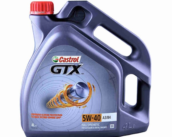 Castrol GTX 5W40