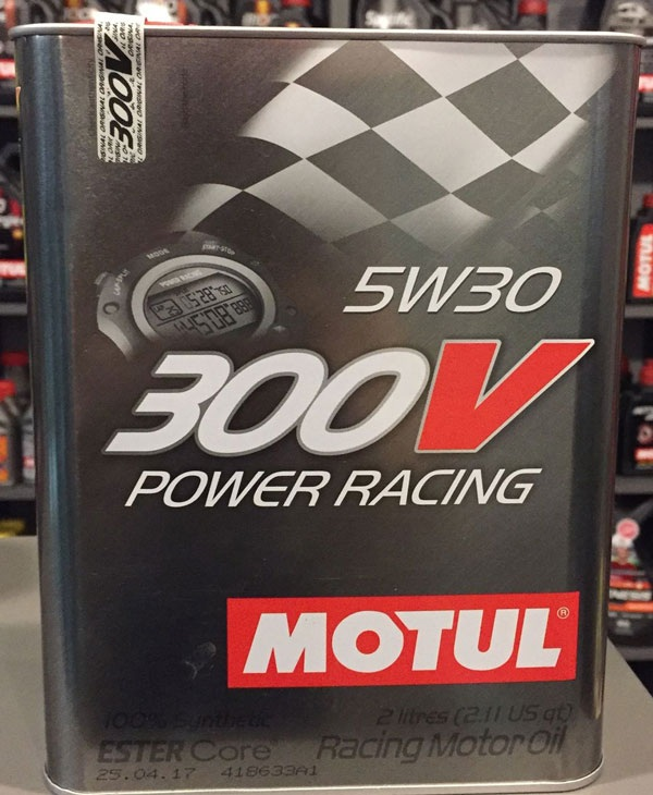 Motul 300V Power