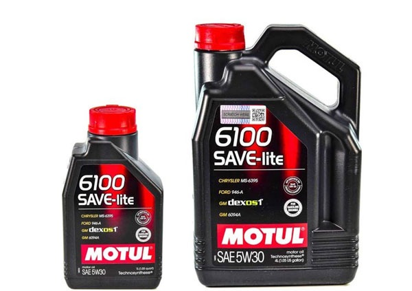 Motul 6100 Save Lite