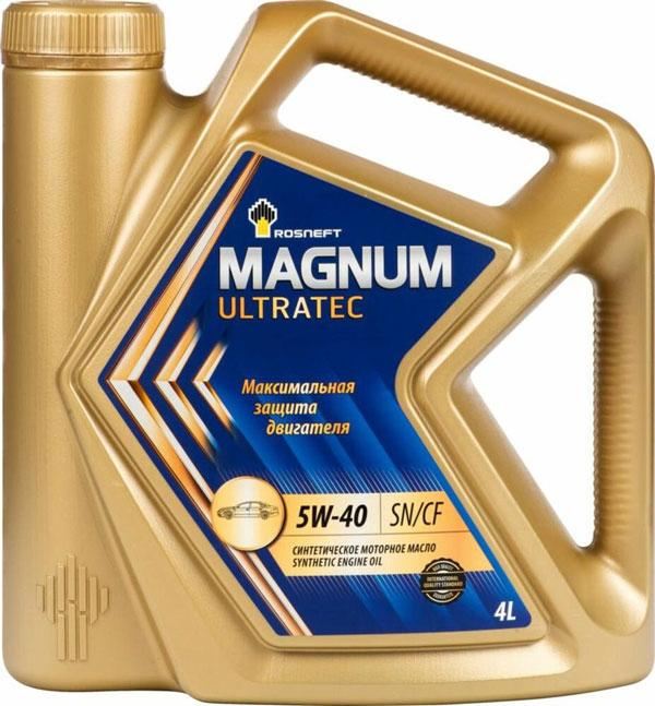 Rosneft Magnum Ultratec