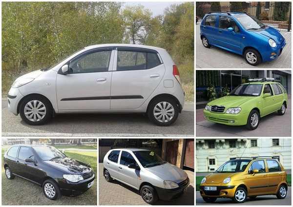 дешевые авто мира