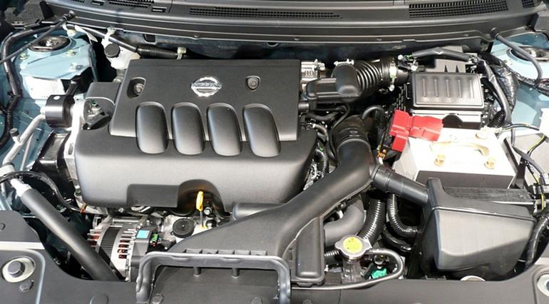 Мотор Renault-Nissan MR20DE