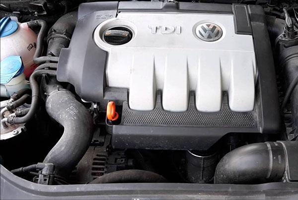 Volkswagen EA188 1 9 TDI