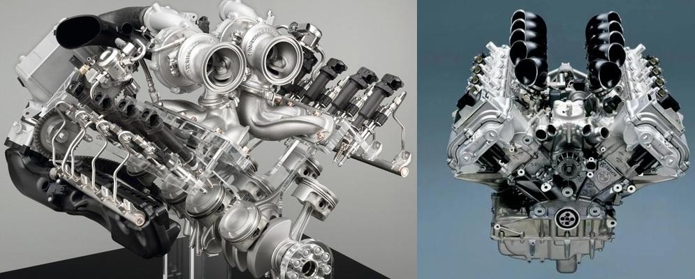 V-образные моторы