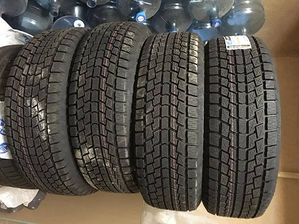 Hankook Tire DynaPro Icept RW08