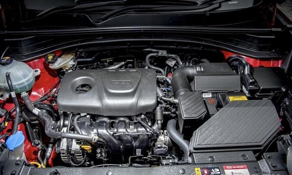 Kia Sportage 2020 двигатель