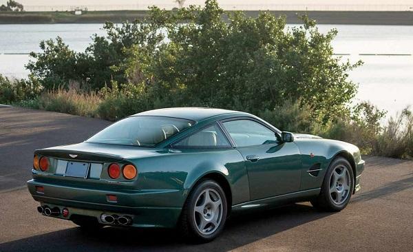 Aston Martin V8 Vantage II Le Mans V600