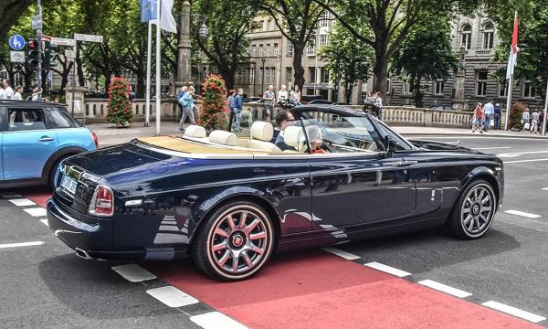 Rolls-Royce Phantom Drophead Coupe Zenith edition