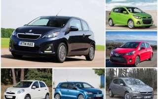 Самые надёжные и качественные малолитражные автомобили