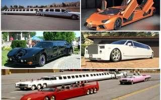 10 самых дорогостоящих лимузинов мира
