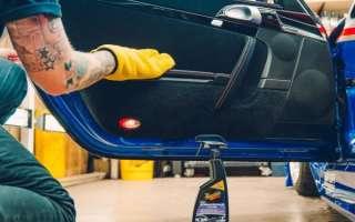 Рейтинг очистителей пластика салона автомобиля