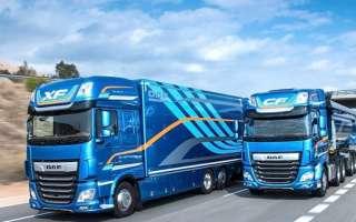 Самые крутые грузовики в мире
