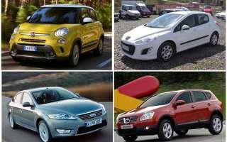 Топ 5 самых ненадежных автомобилей в России