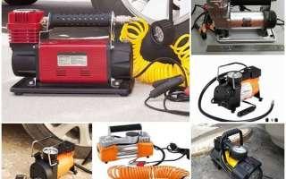 Выбор автомобильного компрессора: 8 лучших на рынке