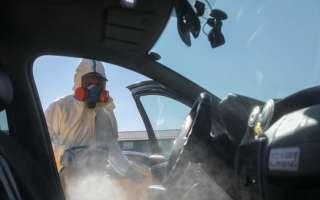 Как защитить себя и близких от коронавируса и сезонных инфекций: обработка личного автомобиля