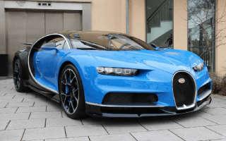 Лучшие спортивные машины в мире