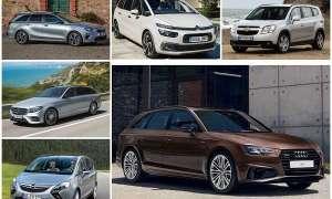 Рейтинг лучших автомобилей для семьи