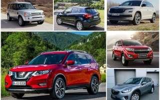 10 самых лучших автомобилей для дальних поездок