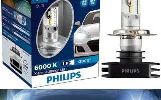 Какие светодиодные лампы лучше для автомобиля в фары?