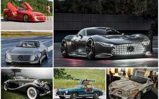 10 самых роскошных и дорогостоящих моделей Mercedes