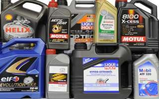 Как выбрать моторное масло для машины. ТОП лучших на рынке