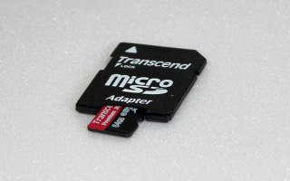 Как выбрать хорошую карту памяти для видеорегистратора