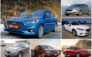 Лучшие новые и б/у автомобили за 700 тысяч рублей