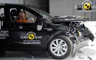 5 самых безопасных автомобилей по версии Euro NCAP и IIHS