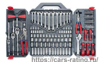 Какой набор инструментов для автомобиля купить ?