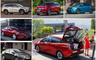 Топ 7 самых надежных японских автомобилей