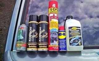 Как выбрать антикорозийку для автомобиля