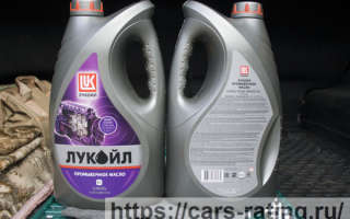Лучшее промывочное масло для двигателя