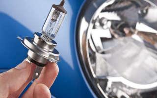 Рейтинг ламп H7 ближнего света
