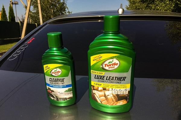 Turtle Wax Cleavue Rain Repellent