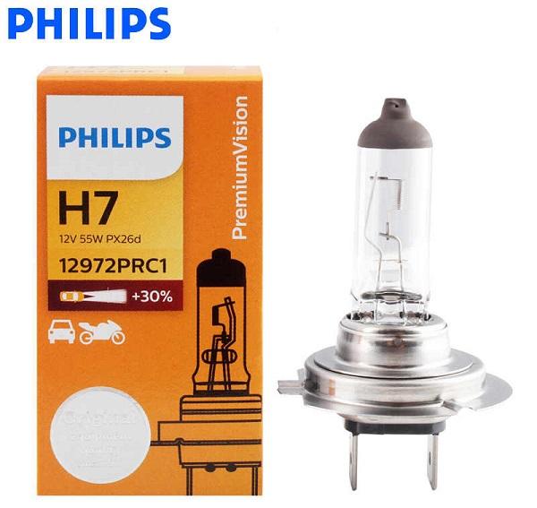 Philips H7 12 В, 55 Вт, PX26d