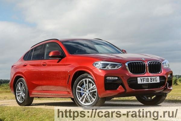 BMW X4 G01 xDrive20d