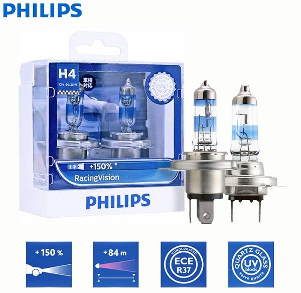 PHILIPS H7 12 В 55 Вт PX26d RacingVision