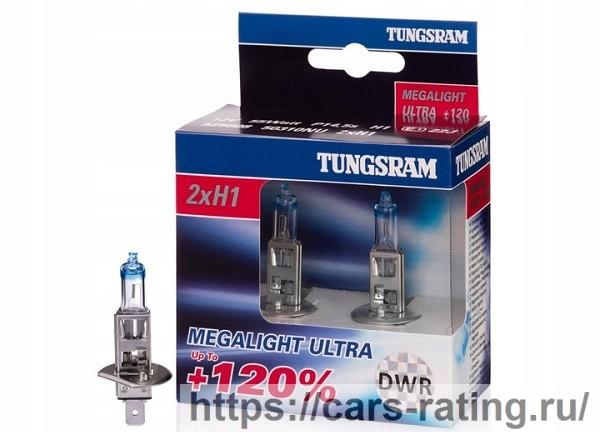 GE TUNGSRAM Megalight Ultra
