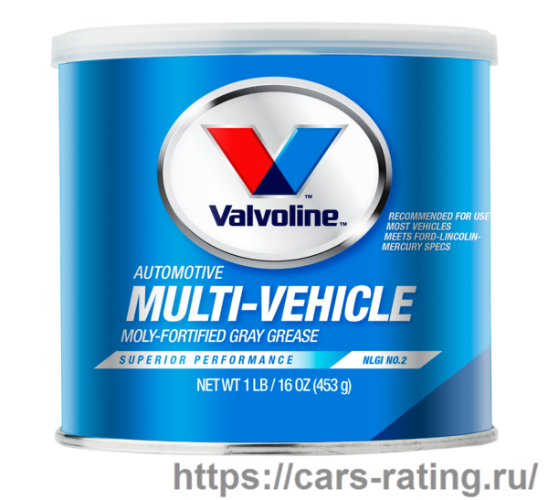 Valvoline Multi-Vehicle Moly-Forified
