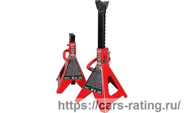 Torin Big Red Steel Jack Stands