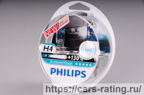 Philips H4 X-Treme VISION