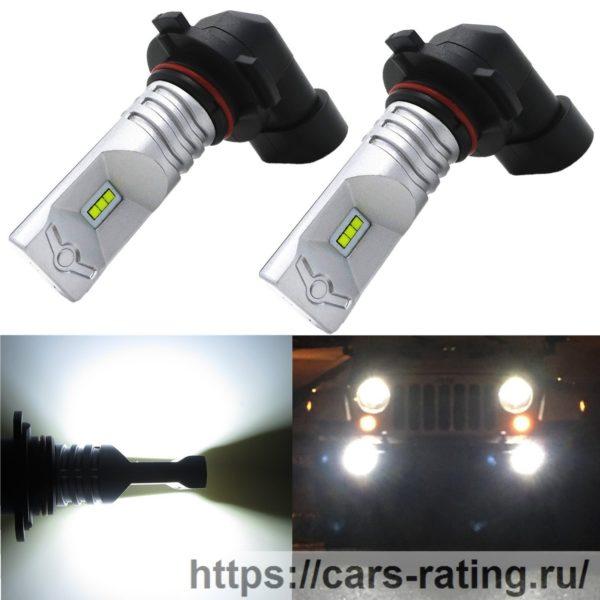 Светодиодная лампа Alla Lighting H11 - доступная цена